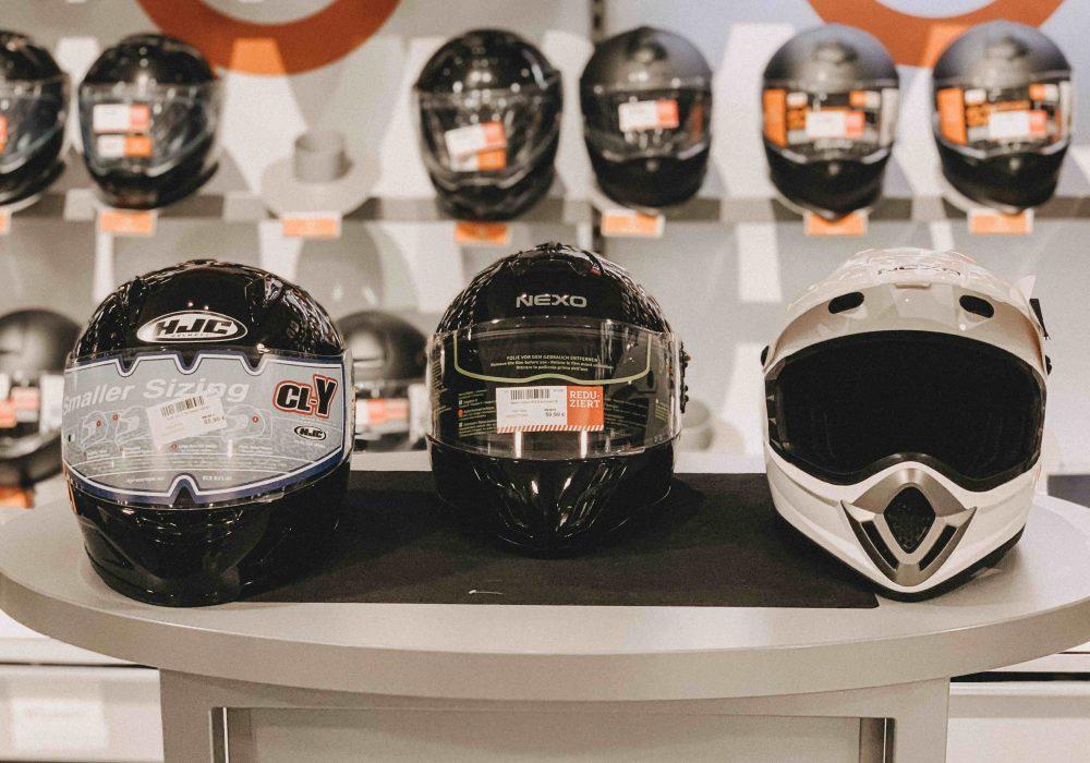 My Top 3 Junior Helmets