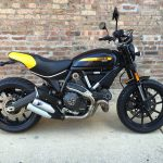 Original Ducati Scrambler Full Throttle Seat