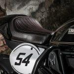 Ducati Cafe Racer Seat