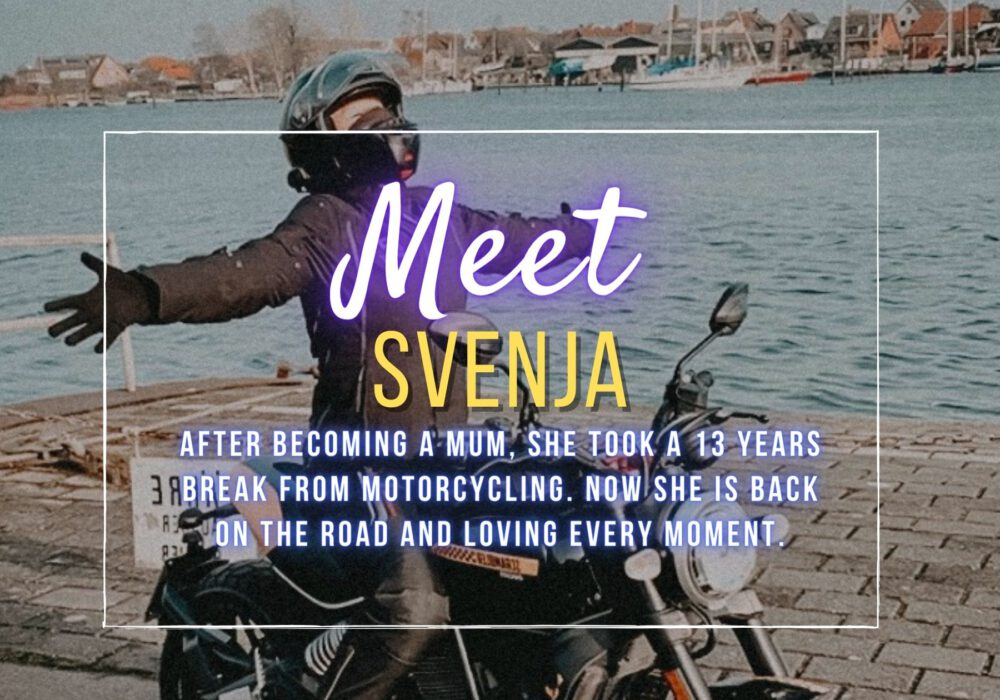 Meet Svenja
