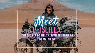 Meet Priscilla