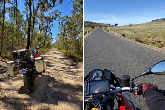 Solo Bike Ride From Sydney to Melbourne