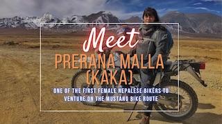 Meet Prerana Malla (Kaka)