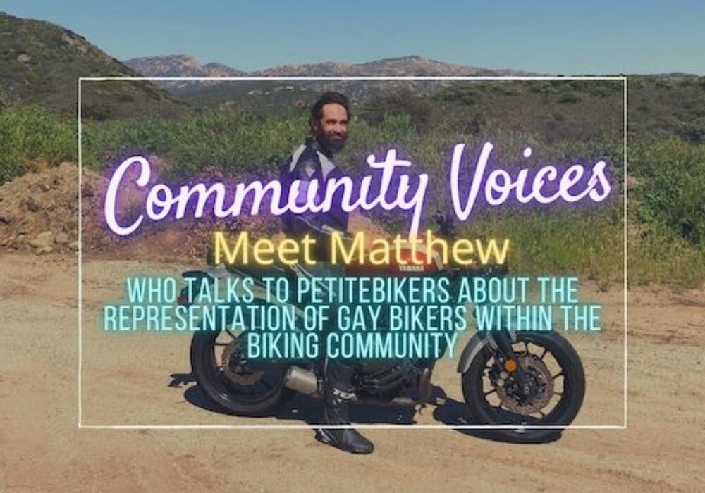 The Representation of Gay Bikers Within the Biking Community