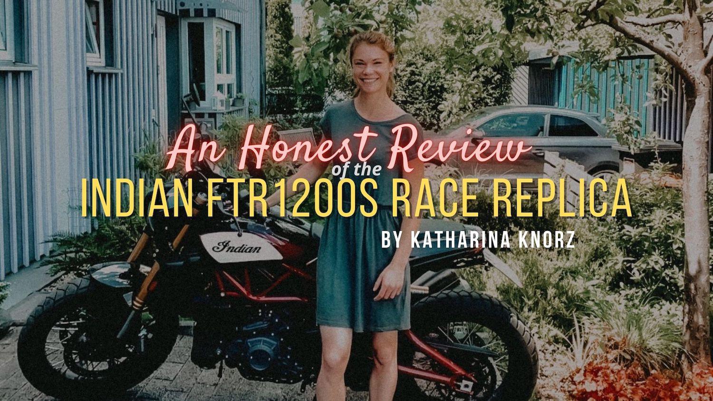 Review –  Indian FTR1200s Race Replica
